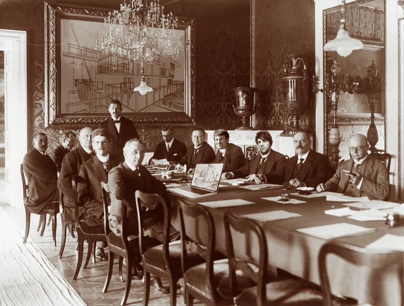das Bauer Kabinett für Architektur Gent